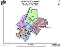 Dallas Crime Map by Centralpatrol