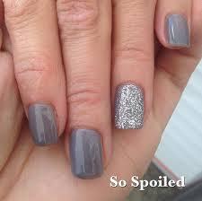 bio sculpture gel nail art u0026 design classic grey neutral for