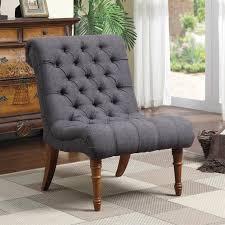 Light Grey Accent Chair Vignettes
