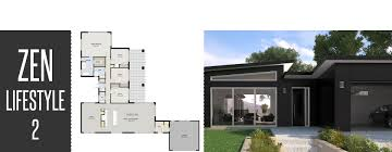 Mono Pitch Roof Home Design Dublin Street House By Kerr Ritchie In Barn House Floor Plans Nz