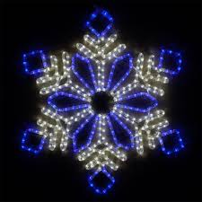 snowflakehristmas lights for windows outdoor led