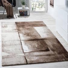 teppich für wohnzimmer designer teppich modern kurzflor wohnzimmer trendig meliert türkis