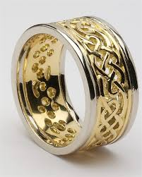 celtic wedding rings mens celtic filigree wedding rings mg wed96