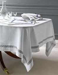 tips for care use of table linens
