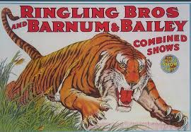 Barnes And Bailey Circus Last Show Ringling Brothers Barnum And Bailey Circus