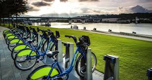 10best bike share programs to tour great cities