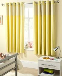 Yellow Curtains Nursery Yellow Blackout Curtains Nursery Home Design Ideas