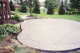 Photos Of Concrete Patios by Beautiful Concrete Patios Minneapolis St Paul Minnesota