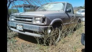 restorable 1988 mazda pick up truck for sale acton ca 1500
