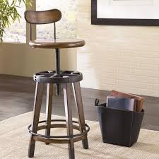 furniture marvelous adjustable counter height bar stools