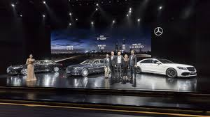 the new s class sales of the luxury saloon commence carrushome com