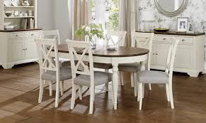 cream kitchen table and 6 chairs u2022 kitchen tables