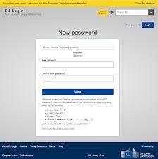 eu login registration internal market industry