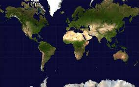 Map Projection Every Map You U0027ve Ever Seen Of Africa Is Right Al Jazeera America