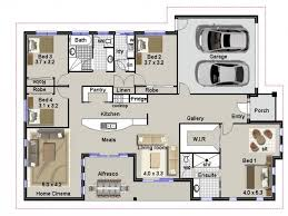 4 bedroom floor plans 2 story house plan ranch house floor plans 4 alluring 4 bedroom house