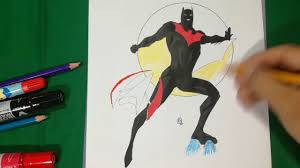 batman beyond flying shoes coloring pages sailany coloring kids