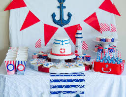 sailor baby shower decorations sailor baby shower baby showers ideas