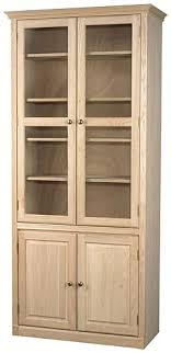 Unfinished Bookcases With Doors Glass Door Bookshelf Glass Doors Inspiring Photos Gallery Of