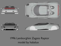 zagato lamborghini lamborghini zagato raptor smcars net car blueprints forum