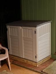 Suncast Resin Glidetop Outdoor Storage Shed by 100 Rubbermaid Horizontal Storage Shed 70 Cu Ft The Stow