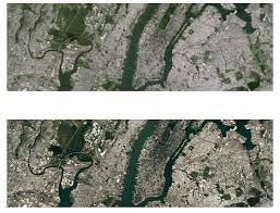 Google Map Of New York by Google Earth And Maps Get Sharper Satellite Imagery With New