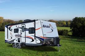 offroad travel trailers northwood nash 23d