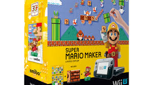 black friday amazon wii u amazon offers nintendo wii u super mario maker console deluxe set