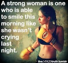 Be Strong Meme - a strong woman meme slapcaption com on we heart it