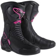 womens motorcycle boots sale alpinestars stella s mx 6 motorcycle boots black white