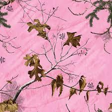 Pink Camouflage Bedding Realtree Camo Vinyl Wrap 48