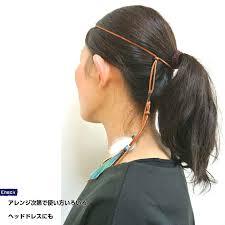 bohemian hair accessories ajian market kurisp rakuten global market lariat hair necklace