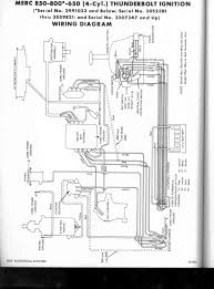mercury 850 thunderbolt re wiring diagram page 1 iboats