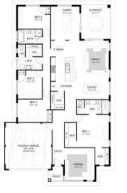 Double Garage Plans 4 Bedroom House Plans U0026 Home Designs Celebration Homes