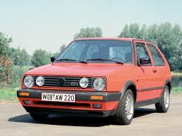 volkswagen golf 1986 la historia del exitoso volkswagen golf gti