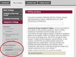 What to Know About the Common App           Part     College Coach