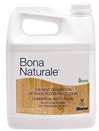 bona traffic naturale commercial matte floor smoothing and