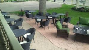 Commercial Patio Furniture Canada Puddicombe House Updates Its Patio Design Restaurant Seating Blog