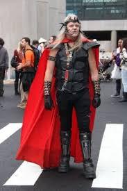 Thor Halloween Costume Princess Dresses Women Monster Oc Jezebel