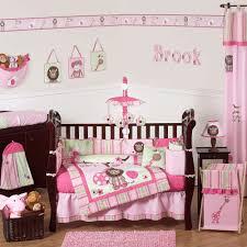 Mod Pod Pop Monkey Crib Bedding by Sock Monkey Baby Bedding At Target Ktactical Decoration