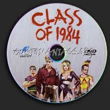 class of 1984 dvd class of 1984 dvd label dvd covers labels by customaniacs id