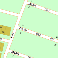 map usj 1 regalia business centre regalia business regalia centre
