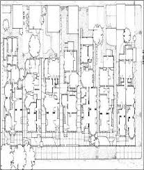 house plans historic floor plans for row houses arcor infrastructure serenity