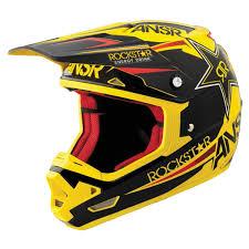 motocross helmet rockstar answer evolve rockstar vi helmet fortnine canada