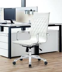 Great Desk Chairs Dining Room Great Desk White Leather Chair Staples Office