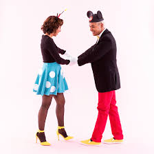 Mens Mickey Mouse Halloween Costume Mickey Minnie Mouse Halloween Costume Couplesgoals
