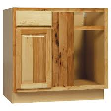 Kitchen Cabinets From Home Depot - hampton bay hampton assembled 36x34 5x24 in blind base corner