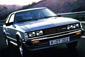 vintage toyota celica toyota celica a40 classic car review honest john