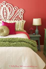 45 best paint and color images on pinterest colors home and nature not sure it s my style but i love the color combo pink and green bedroom design pictures remodel decor and ideas love the headboard