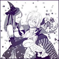 halloween d allen walker x lenalee timcanpy halloween d gray man