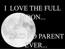 Full Moon Meme - meme maker parent full moon